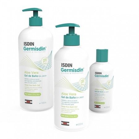 ISDIN GERMISDIN HYGIENE & PROTECTION ALOE VERA 250 ML