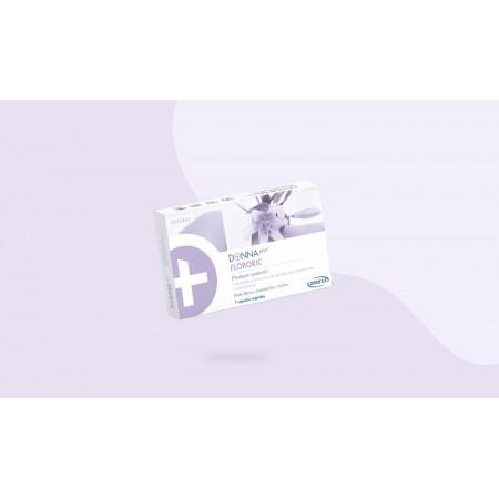 DONNA PLUS + FLOBORIC CAPSULAS VAGINALES  7 CAPS