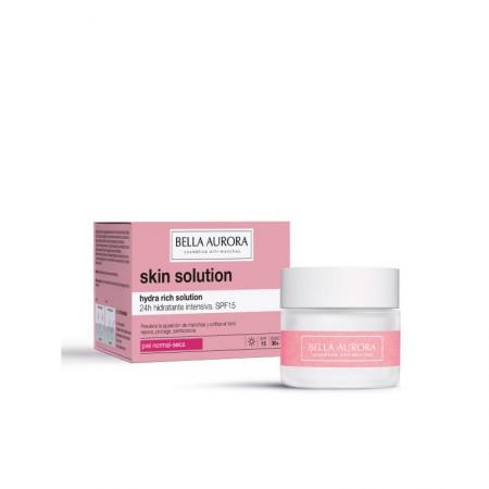 Bella Aurora crema hidratante intensiva 50 ml
