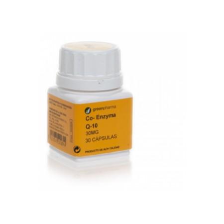 Coenzima Q-10 30 mg 30 cápsulas