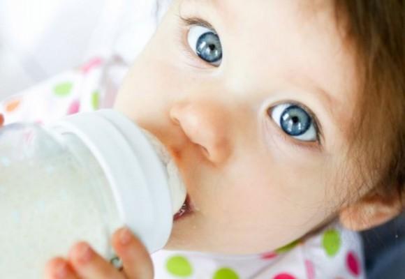Lactancia, ¿materna o artificial?